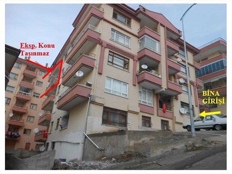 Ankara Mamak Bankadan Satılık 108 m2 Daire