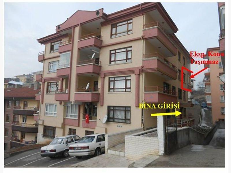 Ankara Mamak Peyami Sefa'da 3+1 108 m2 Daire