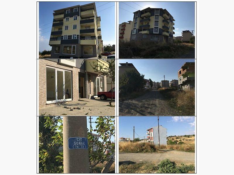 Tekirdağ Süleymanpaşa Bankadan Satılık 79 m2 Daire
