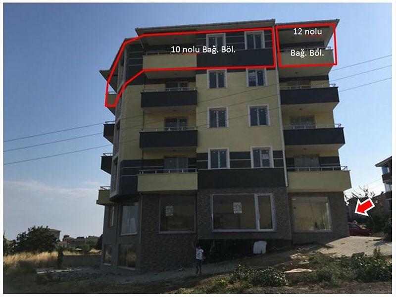 Tekirdağ Süleymanpaşa Eskicami-Ortacami'de 79 m2 Daire
