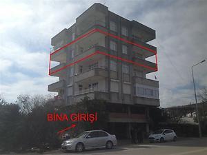Antalya Kumluca Bankadan Satılık 170 m2 Daire
