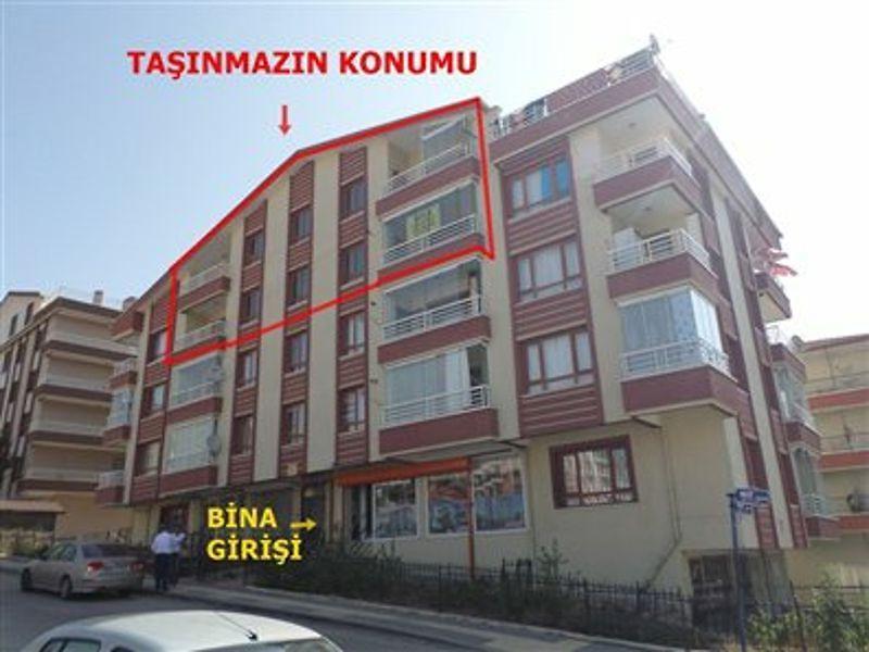 Ankara Altındağ Battalgazi'de 5+1 199 m2 Dubleks Daire