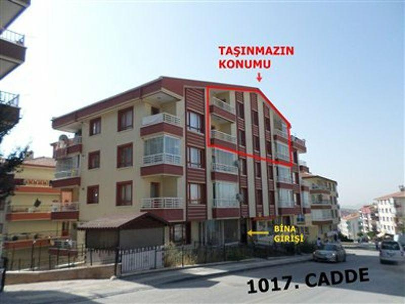 Ankara Altındağ Bankadan Satılık 199 m2 Daire