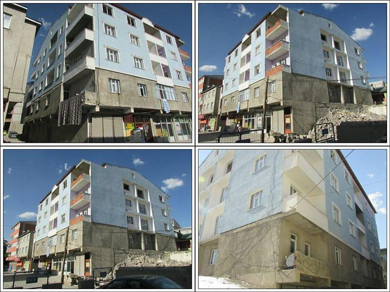 Ağrı Diyadin Bankadan Satılık 110 m2 Daire