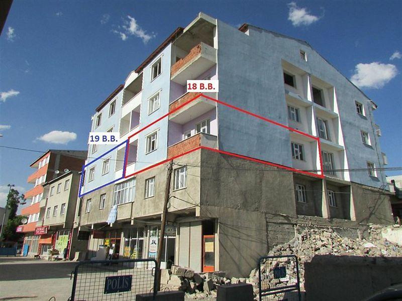 Ağrı Diyadin Bankadan Satılık 120 m2 Daire