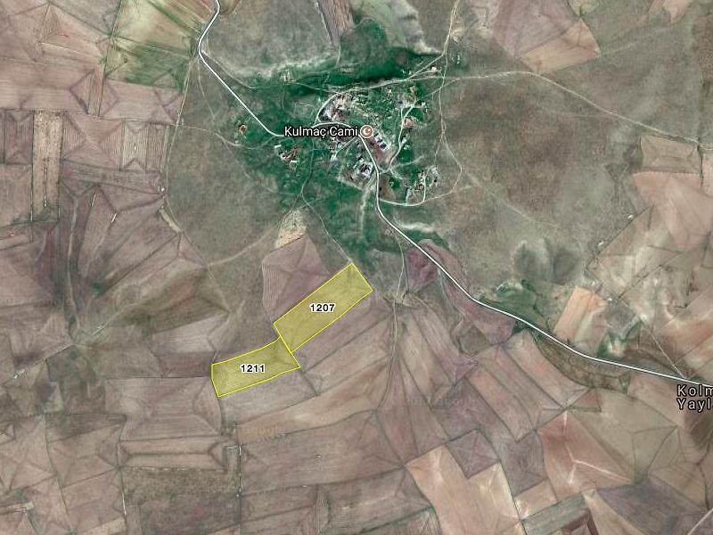 Konya Cihanbeyli Şirketten Satılık 175000 m2 Tarla