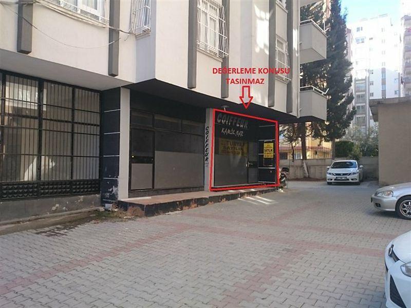 Adana Çukurova Huzurevler'de 90m2 Dükkan