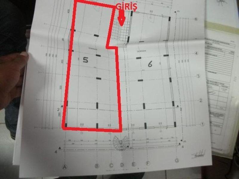 Artvin Borçka Bankadan Satılık 96 m2 Dükkan