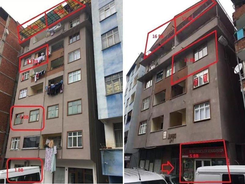 Artvin Borçka Merkez Mahallesinde 104 m2 3+1 Daire