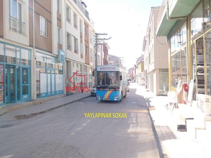 Eskişehir Tepebaşı Bankadan Satılık 93 m2 Daire