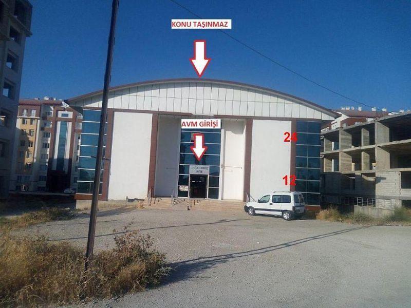 Van İpekyolu Bankadan Satılık 42 m2 Dükkan