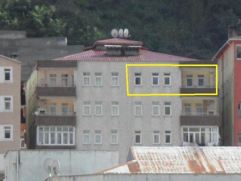 Artvin Borçka Merkez Mahallesinde 95 m2 Daire