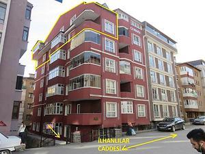 Karabük Merkez Bankadan Satılık 180 m2 Daire