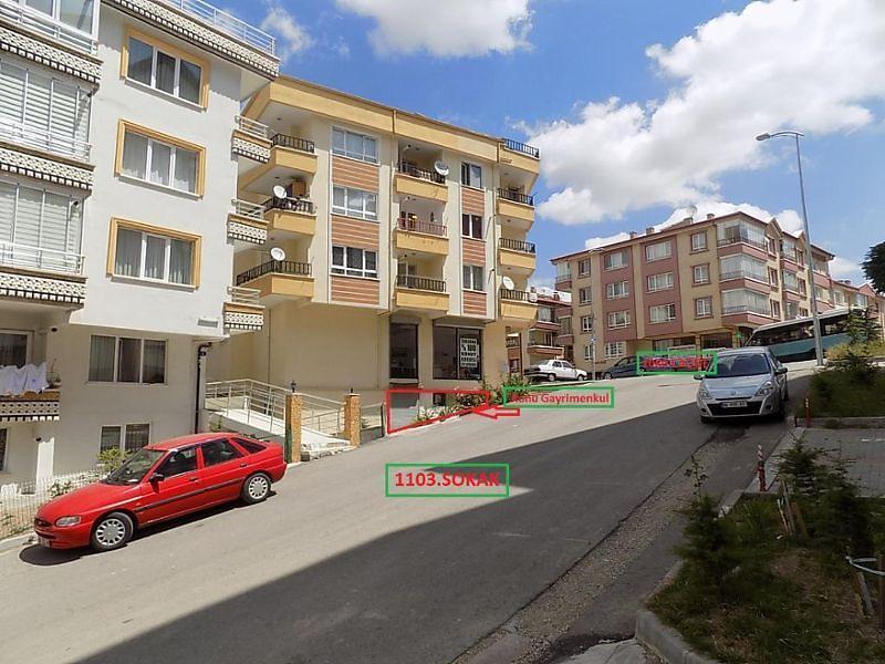 Ankara Mamak Bankadan Satılık 40 m2 Dükkan