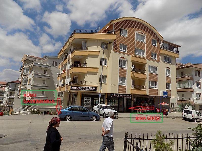 Ankara Mamak Akşemsettin Mahallesinde 40m  Dükkan