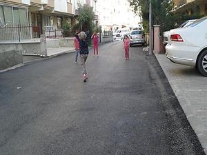 Ankara Etimesgut Topçu Mahallesi'nde 20 m2 Dükkan