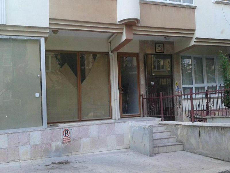 Ankara Etimesgut Bankadan Satılık 20 m2 Dükkan