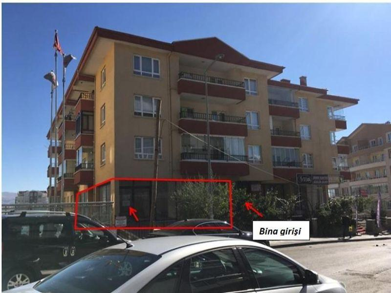 Ankara Mamak'ta Mutlu Mahallesinde 160 m2 Dükkan