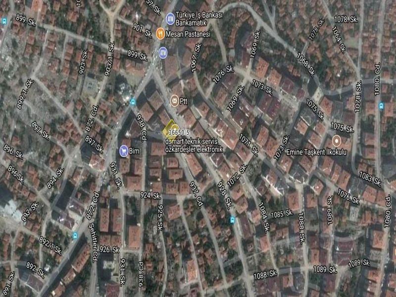 Ankara Mamak Bankadan Satılık 188 m2 Daire