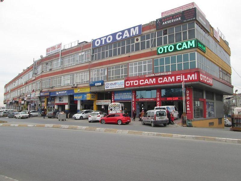 İstanbul Küçükçekmece Sefaköy İşmerkezinde 70 m2