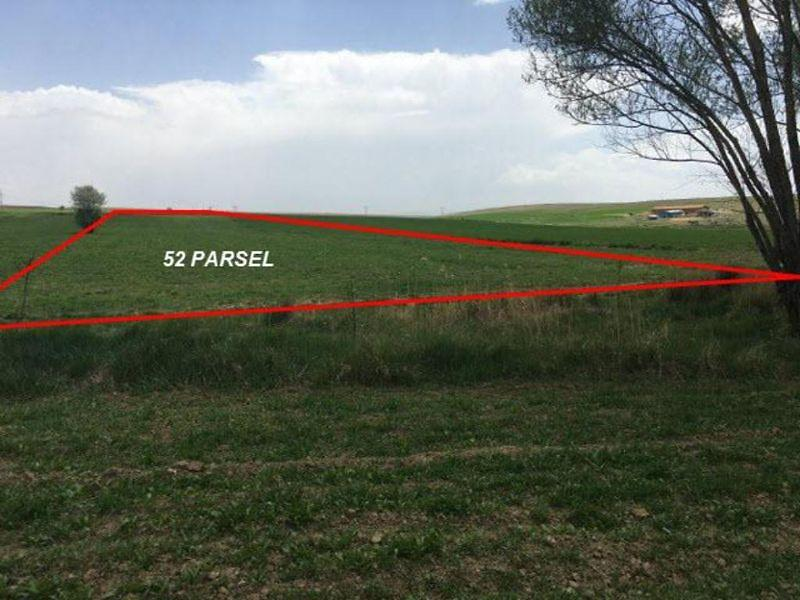Afyonkarahisar Çobanlar Göynük Köyünde 7.570 m2 Arsa