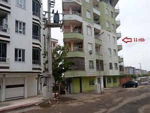 Batman Merkez Kültür Mahallesinde 3+1 120 m2 Daire