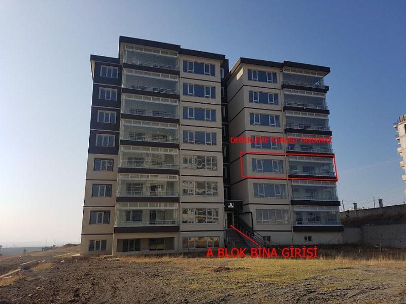 Ankara Sincan Alcı Mahallesi'nde 144 m2 Daire
