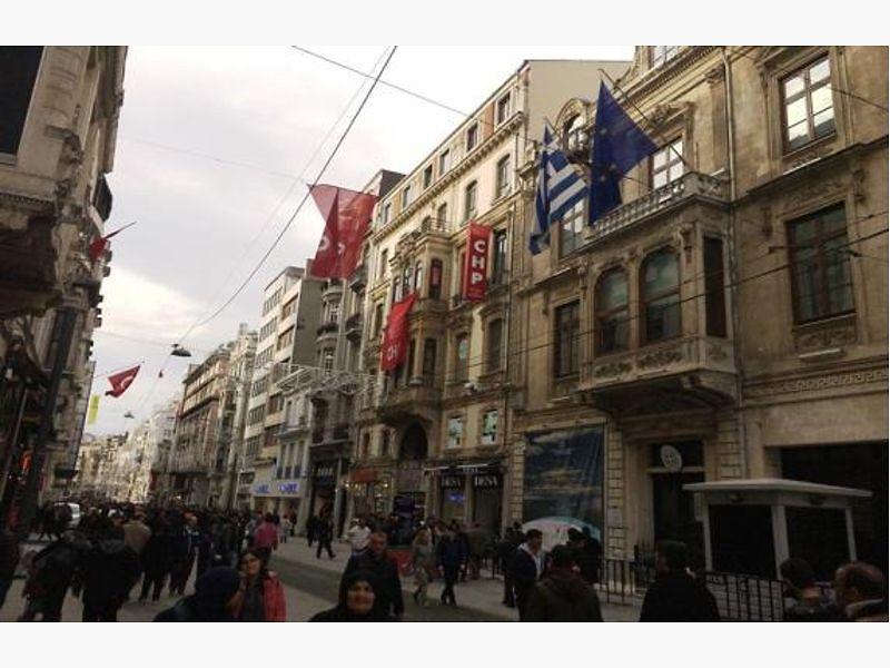 İstanbul Beyoğlu Sahibinden Satılık 13 m2 Dükkan