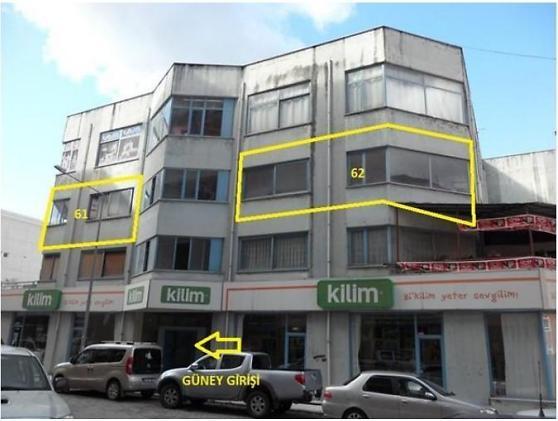 Artvin Borçka Merkez Mahallesinde 61 Nolu Ofis