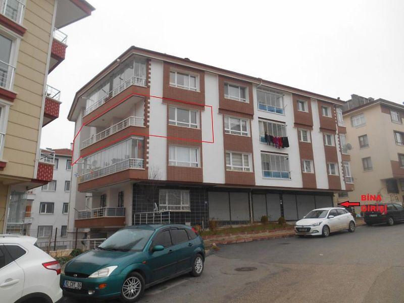 Ankara Altındağ Beşikkaya Mahallesinde 111 m2 3+1 Daire