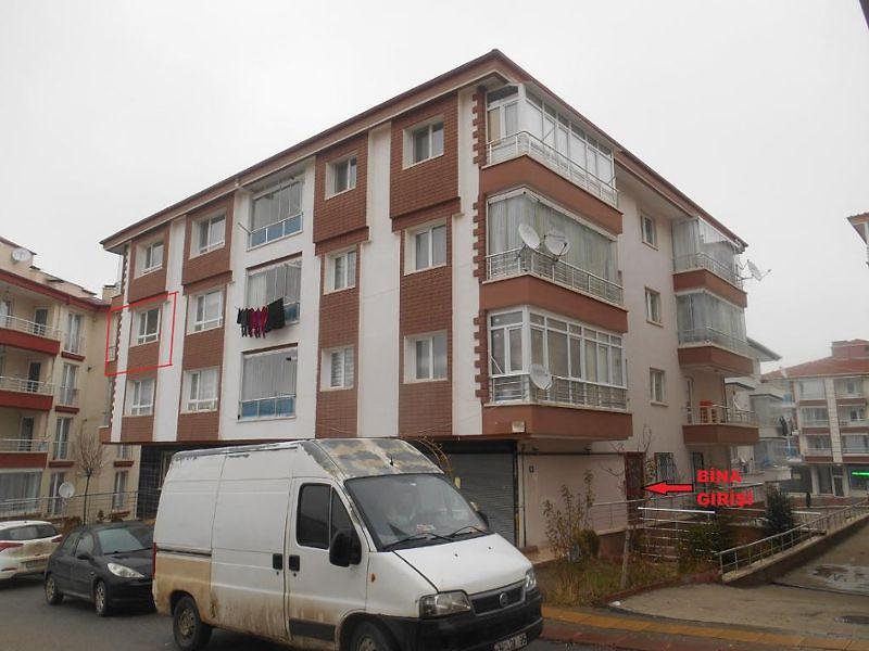 Ankara Altındağ Bankadan Satılık 111 m2 Daire