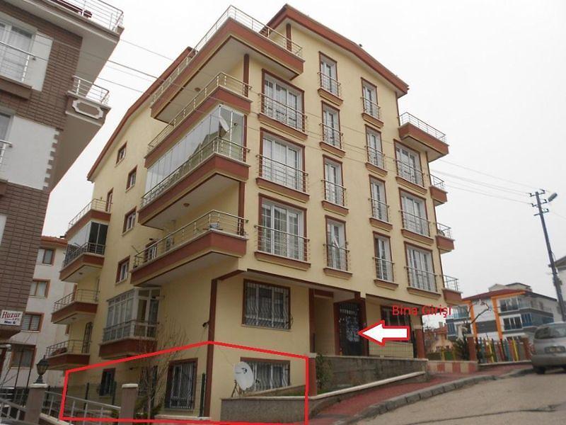 Ankara Mamak Ekin Mahallesi'nde 80 m2 Daire