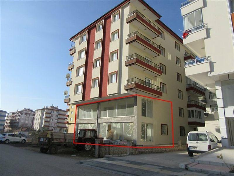 Ankara Kazan Bankadan Satılık 178 m2 Dükkan