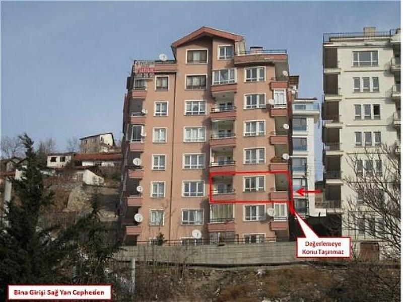 Ankara Mamak Harman'da  3+1  81 m2 Daire