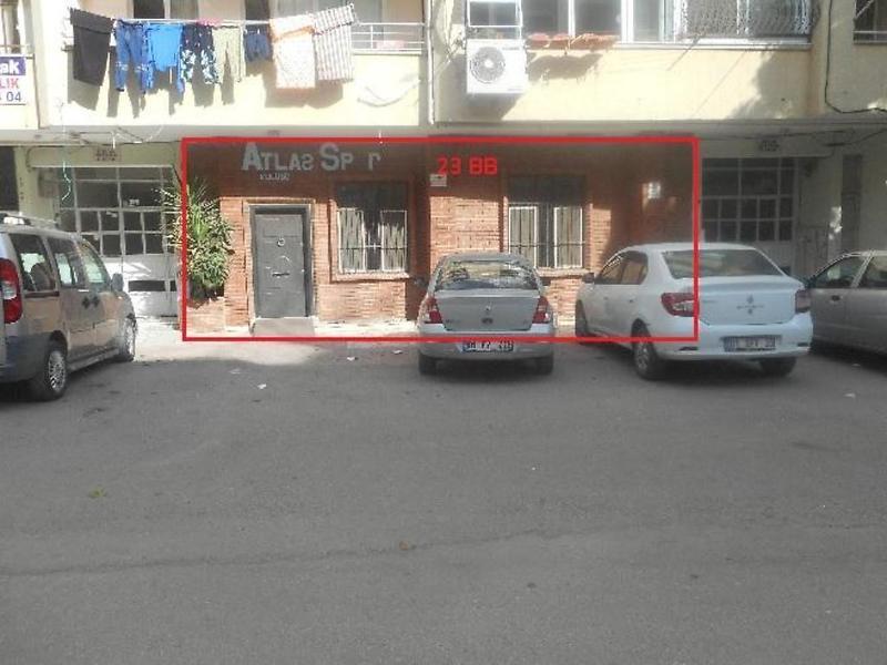 Adana Çukurova Beyaz Evler Mahallesi'nde Dükkan