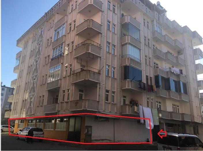 Artvin Arhavi Musazade Mahallesinde 175 m2 Dükkan