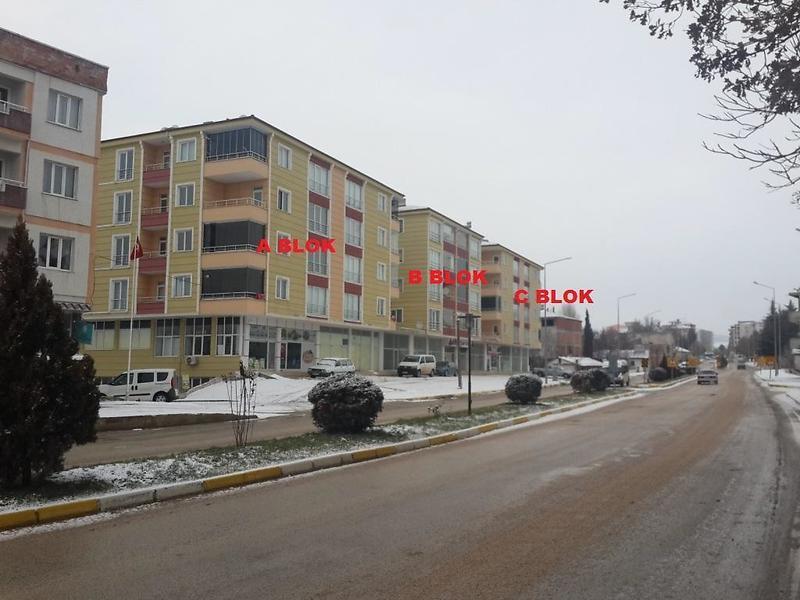 Amasya Suluova Bankadan Satılık 152 m2 Dükkan