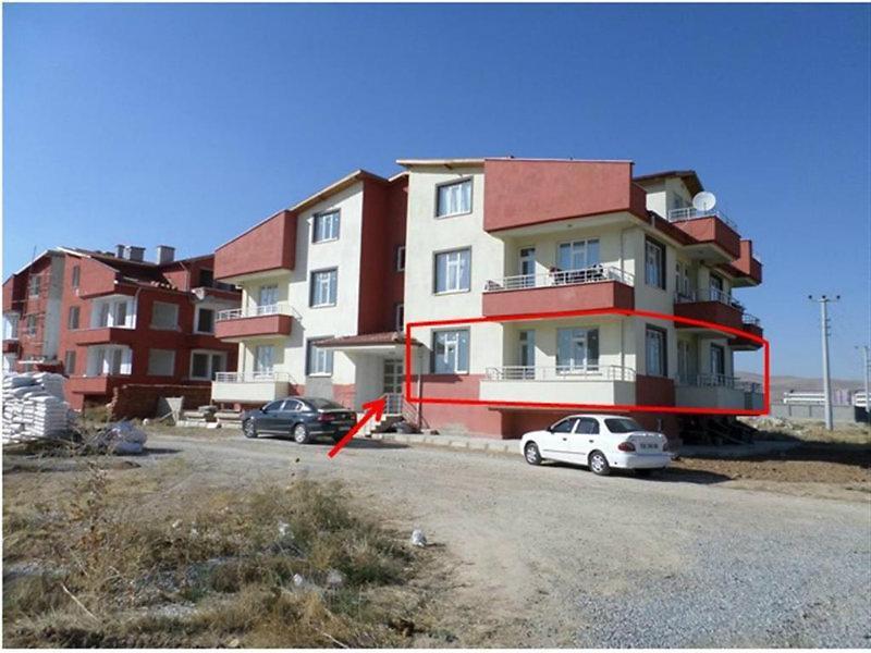 Konya Selçuklu Buhara Mahallesinde 3+1 135 m2 Daire