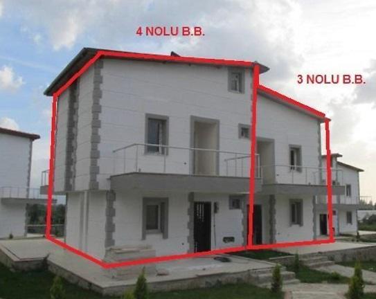 Aydın Kuşadası Caferli'de Asrav Sitesi'nde 4+1 153 m2 Natamam Dubleks