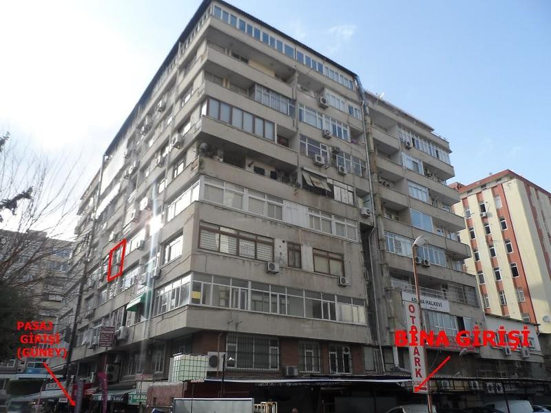 Adana Seyhan Kayalıbağ Mahallesinde 40 m2 Büro