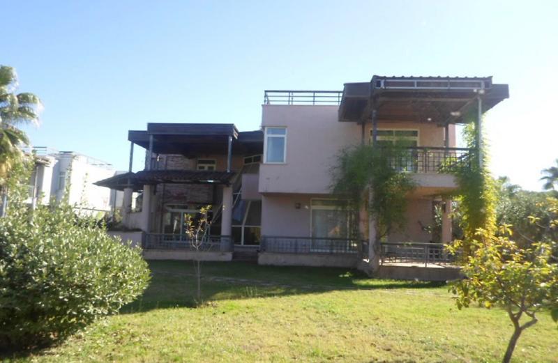 Antalya Kemer Bankadan Satılık 295 m2 Villa