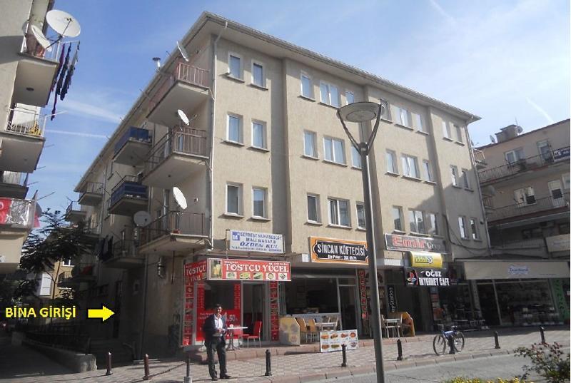 Ankara Sincan Atatürk Mahallesine 92 m2 3+1 Daire