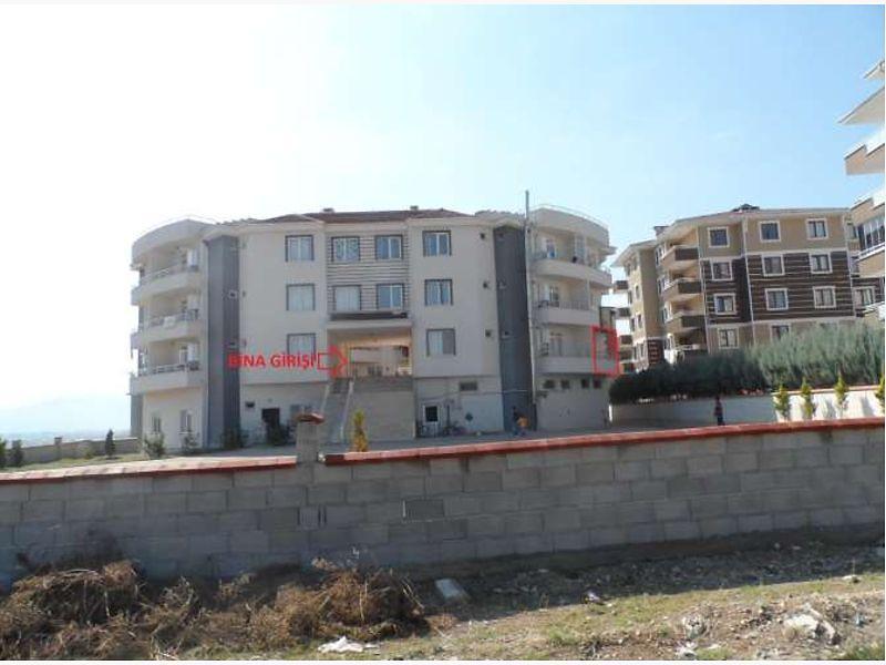 Bursa İnegöl Bankadan Satılık 106 m2 Daire