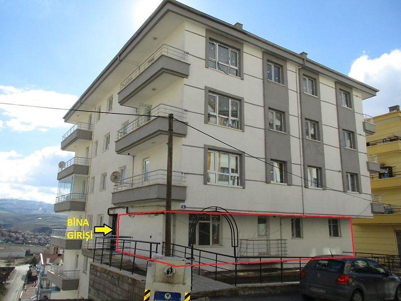 Ankara Mamak Bankadan Satılık 55 m2 Daire
