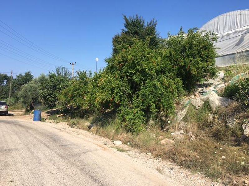 Antalya Kumluca Bankadan Satılık 714 m2 İmarlı