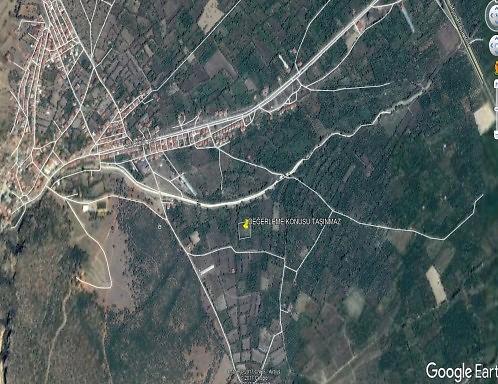Afyonkarahisar Sultandağı Bankadan Satılık 3660 m2 Tarla