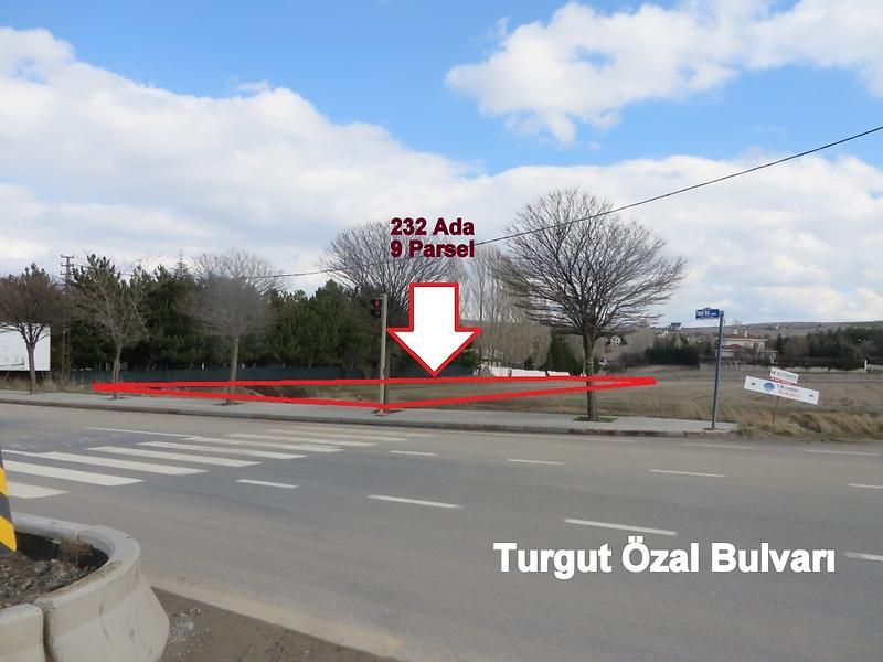 Ankara Gölbaşı Şirketten Satılık 209 m2 İmarlı