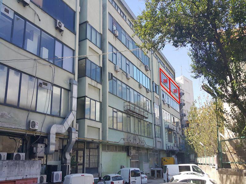 Bursa Osmangazi Bahar Mahallesi'nde 59m2 Ofis