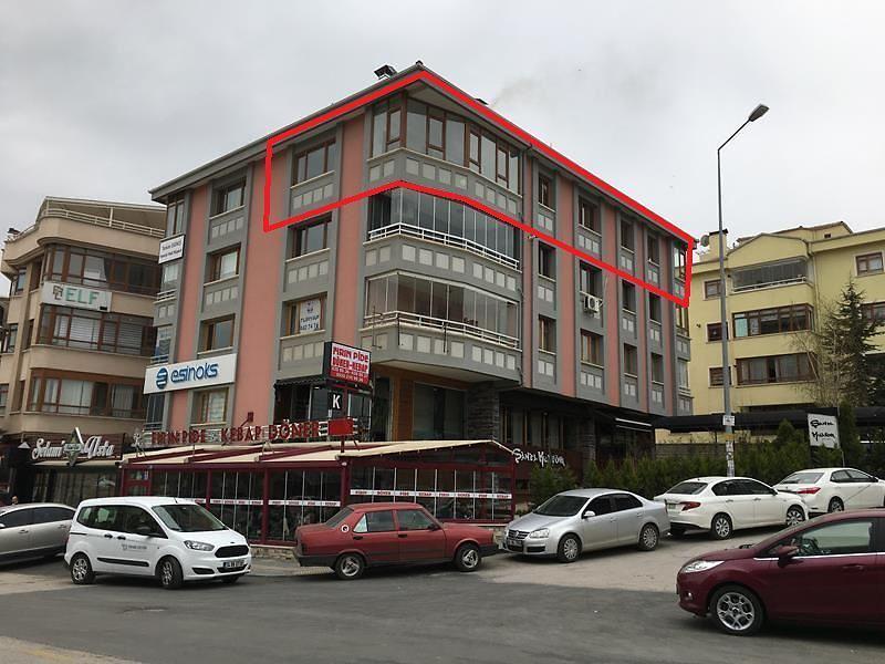 Ankara Çankaya Bankadan Satılık 162 m2 Daire