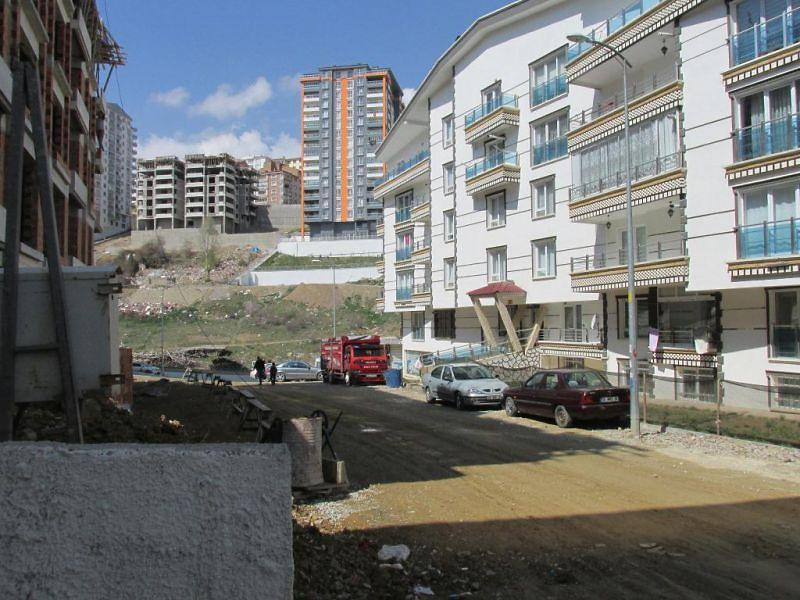 Ankara Mamak Bankadan Satılık 138 m2 Daire